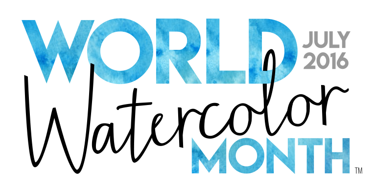 world-watercolor-month-july-2016-primary-logo